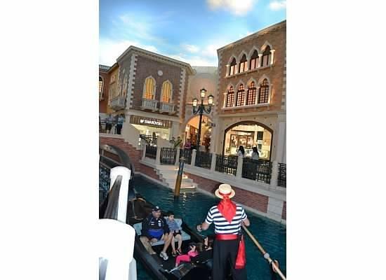 The Venetian Las Vegas: The Grand Canal Shoppes