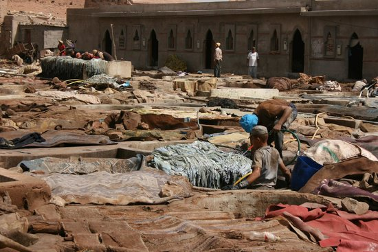 Tanneries: Workers