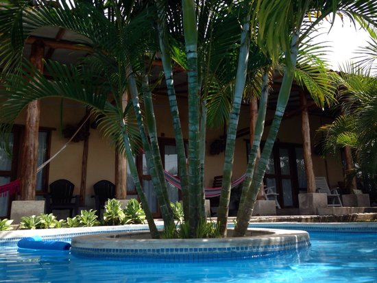 Casa Lajagua : Relax at the pool