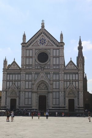 FlorenceTown: Basilica of Santa Croce