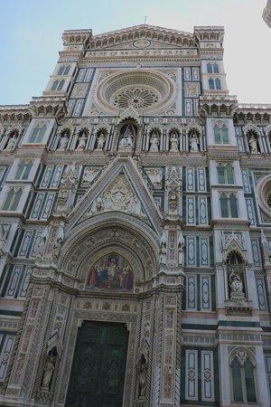 FlorenceTown: Duomo Entrance