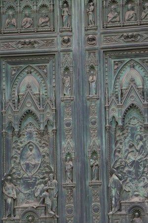 FlorenceTown: Duomo Doors