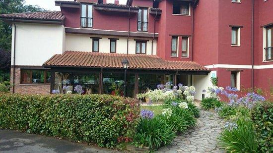 Hotel Casa De Campo: Entrada