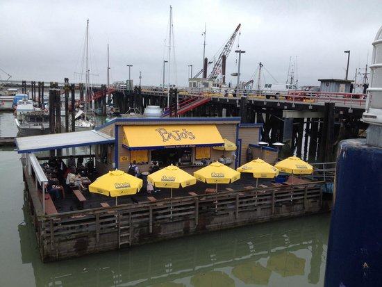 Steveston Heritage Fishing Village: Great fish and chips!