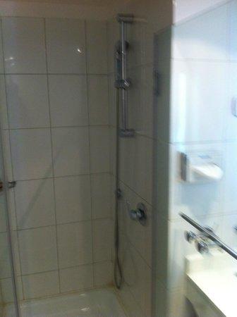 Novotel Santiago Vitacura: Banheiro Pia e Ducha