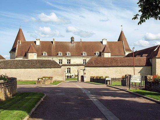 Hôtel Golf Château de Chailly : Arrivée
