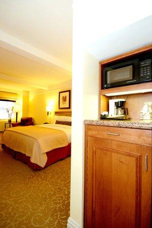 San Carlos Hotel: Dekuxe - pantry