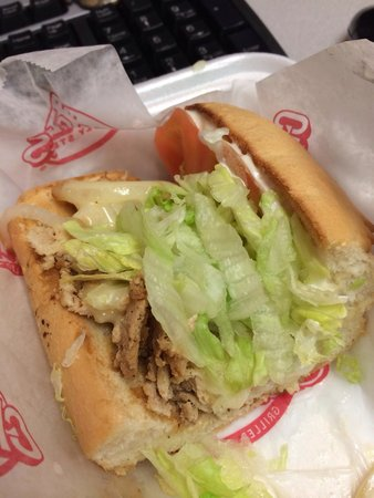 Charlies Grilled Subs