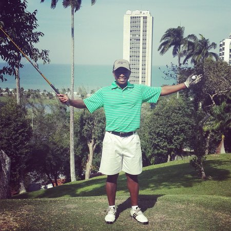 Gavea Golf and Country Club: What a Golf Course!