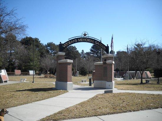Veterans Memorial Garden