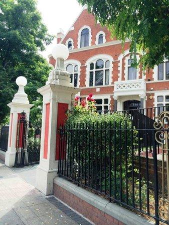 Peckham Lodge: ingresso