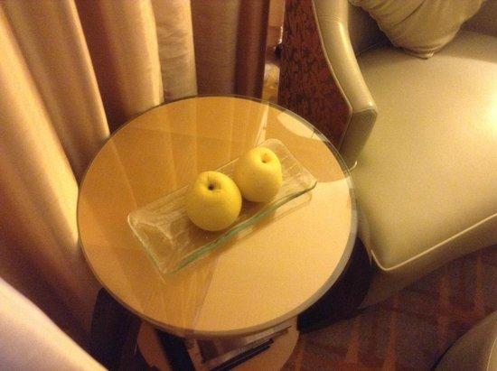 JW Marriott Hotel Beijing: Fruit
