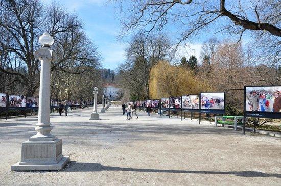Tivoli Park: nice place to relax