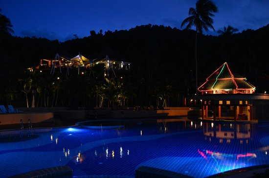 The Aiyapura Koh Chang: The resort