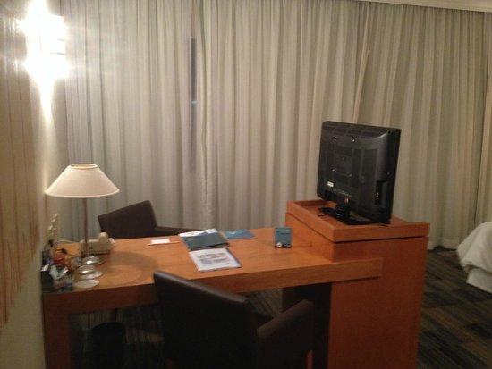 Slaviero Executive São Paulo Jardins: Room