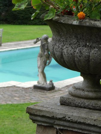 PowderMills Country House Hotel: View of pool