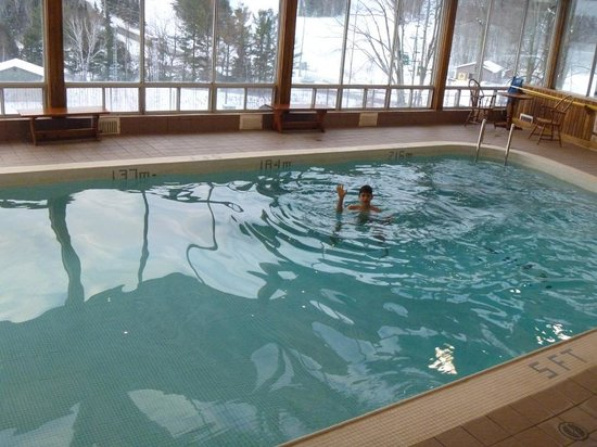 Hidden Valley Resort: nice pool