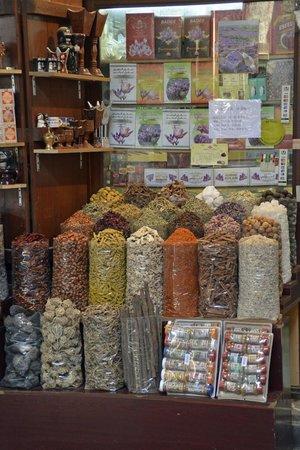 Dubai Spice Souk : Spice Souk Dubai