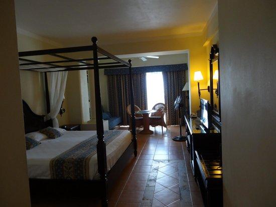 Grand Bahia Principe Jamaica : Room upon entering day 1