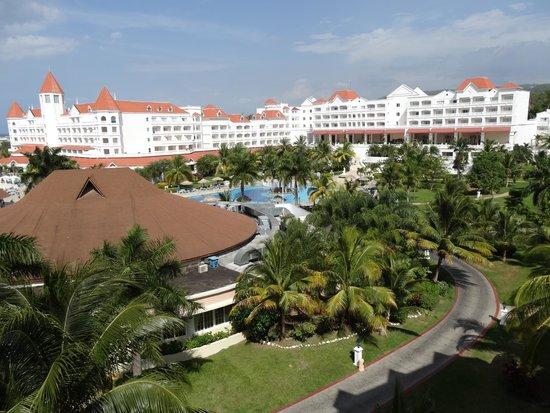 Grand Bahia Principe Jamaica : View from room