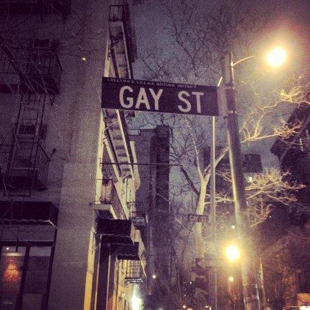 Gay Street : ��