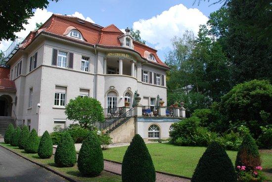 Villa Freisleben Aparthotel: incantevole