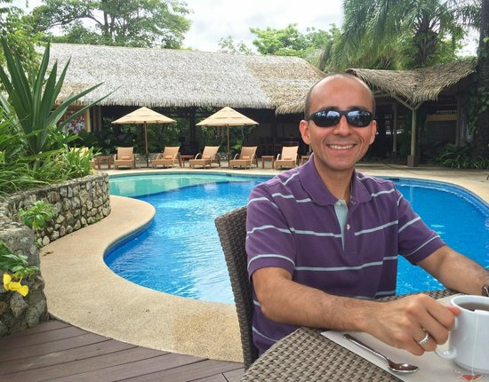 Arenas del Mar Beachfront and Rainforest Resort, Manuel Antonio, Costa Rica : Total relaxation and happiness in this place!