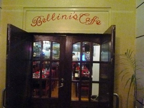 ... enclosed patio - Picture of Bellinie's Italian Restaurant, Marikina