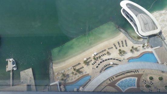 Jumeirah at Etihad Towers: Dalla Camera