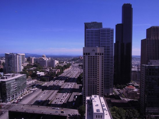 Crowne Plaza Seattle Downtown Area: Views of Elliot Bay also available