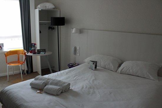 Ibis Styles Lille Centre Gare Beffroi : Room 502