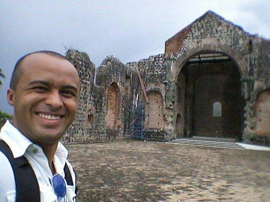 Museo Panama Viejo: Conjunto conventual de la compañia de jesus