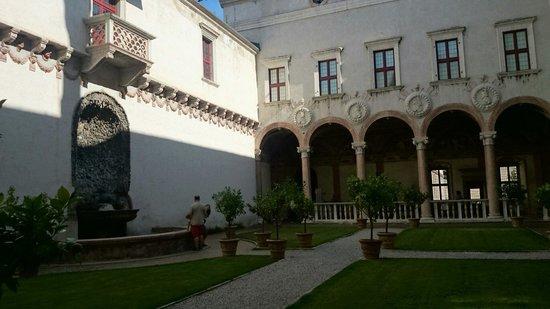 Castello del Buonconsiglio Monumenti e Collezioni Provinciali : Loggia