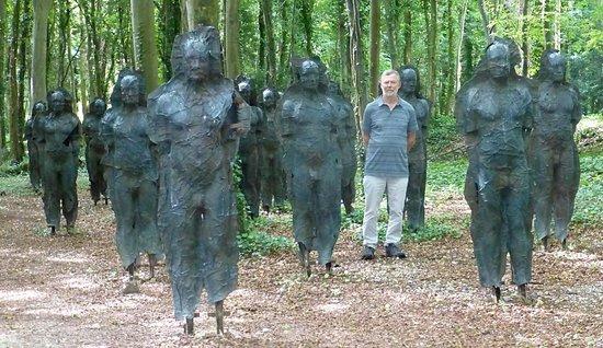 Cass Sculpture Foundation: Host by Peter Burke