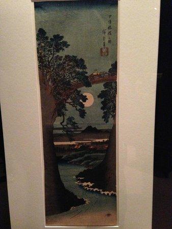 Collections Baur, Musée des Arts d'Extrême-Orient : From the Tôkaidô Road exhibition