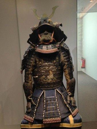 Collections Baur, Musée des Arts d'Extrême-Orient : Samurai outfit