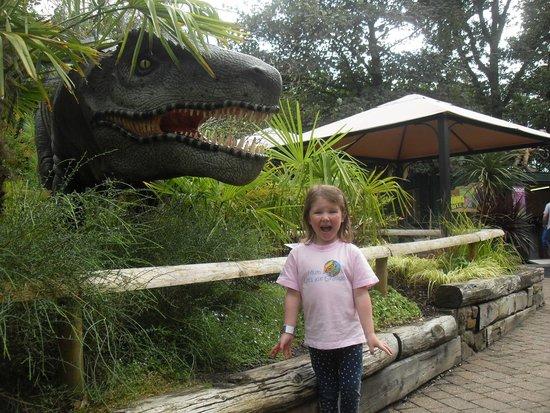 Dino Park: Help!