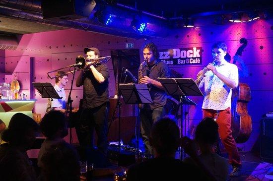 Jazzdock: Fun Music Scene in Prague