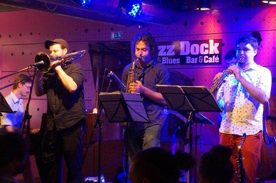 Jazzdock: Fun Night Out in Prague