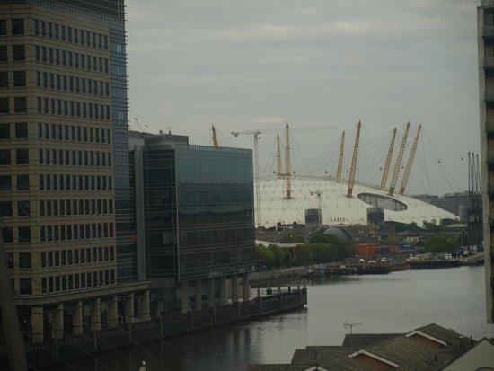 Britannia International Hotel : Vista desde el Hotel Britannia International