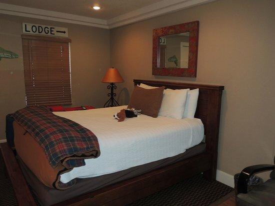 The Lodge On Route 66: la 2ème chambre