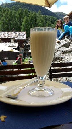 Restaurant Zum See : Vanilla Milk Shake