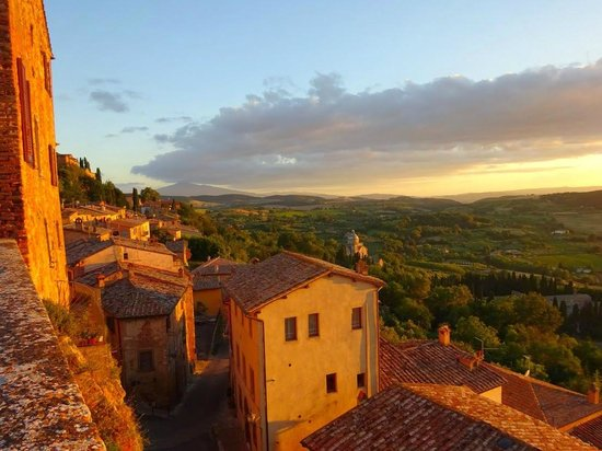 Camere Bellavista : great sunsets up there
