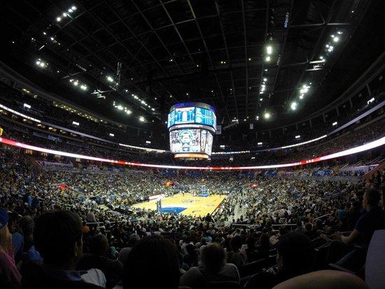Amway Center : Orlando x Indiana