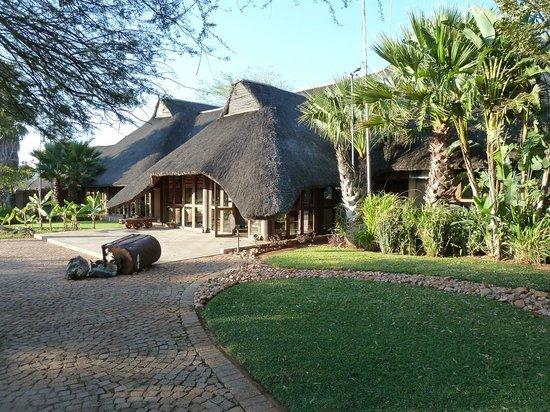 Uris Safari Lodge: Vue Générale