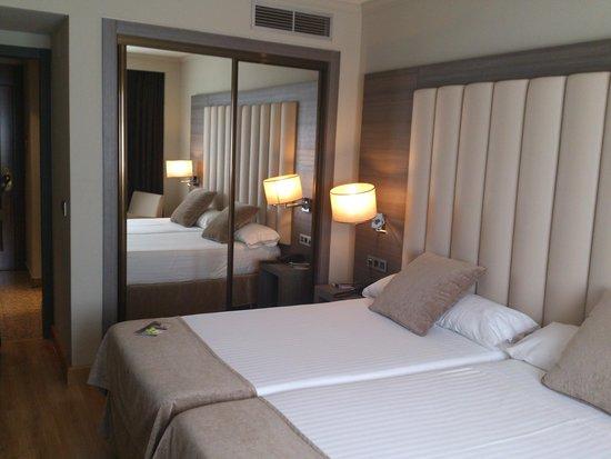 Sercotel Gran Hotel Luna de Granada : habitacion doble estandar
