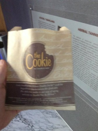 DoubleTree by Hilton Hotel Kusadasi: Welcome Cookie