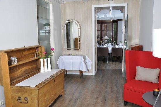 Schmiedegasthaus Gehrke: Lounge