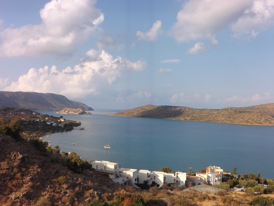 SENTIDO Elounda Blu: View from our room