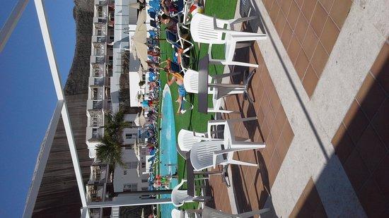 Hotel Altamadores : Pool area